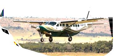 avioneta TANZANIA