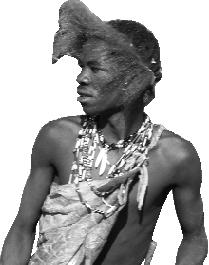 hombre VIAJE UGANDA, KENIA, TANZANIA, ZANZIBAR