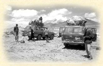 landrovers VIAJE ARGENTINA, CHILE, BOLIVIA y BRASIL AVENTURA