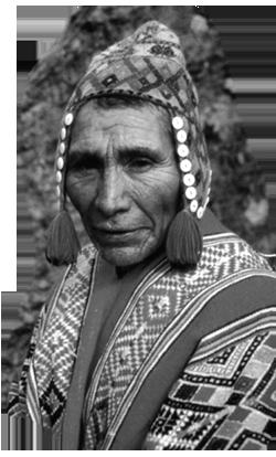 persona VIAJE BOLIVIA