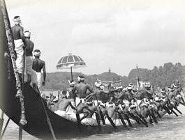 canoa viaje india sur