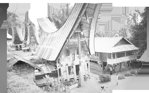 monumento  viaje indonesia