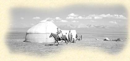 camión viajes Kazakstán kirguistán