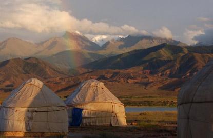 viajes Kazakstán kirguistán