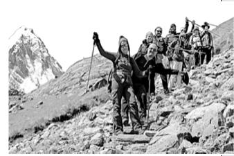 montañas VIAJES NEPAL