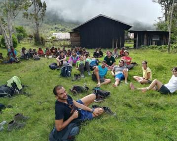 viaje papua