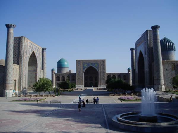 Tu viaje soñado y experiencias 05_Registan_Samarkanda