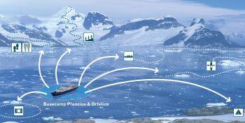 mapa2 basecamp: Antártida