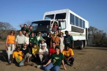 Nuestro camión: Sudáfrica, Swaziland, Lesotho