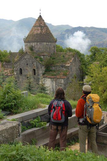 Monasterio de Sanahin.ARMENIA: Armenia, Georgia
