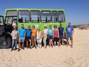 Aventura en Andalucia: España