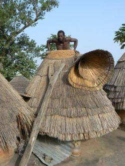 Graneros País Tata Somba: Benin, Togo