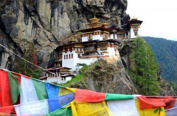 Famoso Nido del Tigre: Bhutan