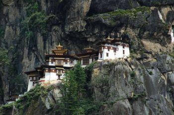 El nido del tigre: Bhutan, Nepal