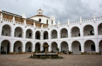 Sucre: Bolivia