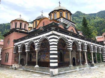 Monasterio de Rila01: Bulgaria