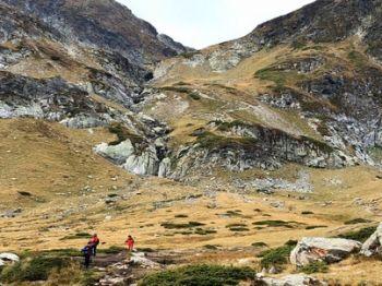 Trek de los 7 lagos de Rila02: Bulgaria