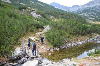 Trek lagos de Pirin04: Bulgaria