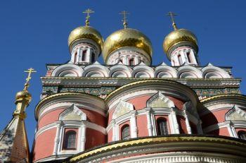 08 Iglesia estilo ruso de Shipka01: Bulgaria