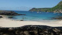 Playa de Tarrafal, isla de Santiago: Cabo Verde