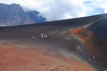 Cratera 2014 (Fogo): Cabo Verde