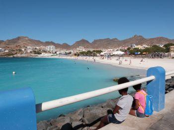 Playa Laginha, Mindelo (Sao Vicente): Cabo Verde
