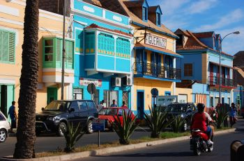 Mindelo (Sao Vicente): Cabo Verde