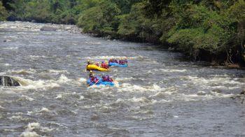 Rafting en el Río Magdalena: Colombia