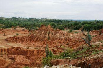 Desierto de Tatacoa: Colombia