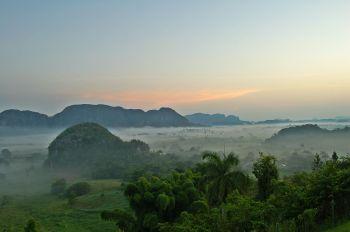 Mogotes del Valle de Viñales: Cuba