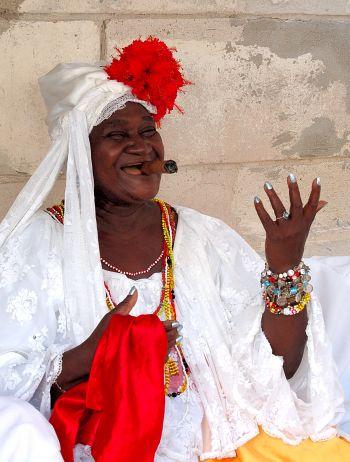 Santera: Cuba