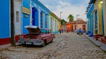 Calles de la Habana: Cuba