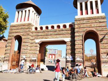 Asmara, Nda Mariam: Etiopía, Eritrea