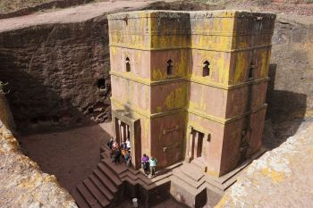 Lalibela: Etiopía