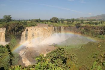 Tis Abay: Etiopía