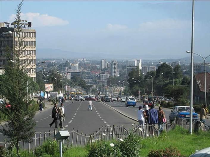 Etiópica aventura