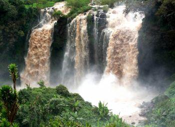 Cataratas Tis Abay: Etiopía