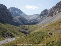 Turgen Ak Suu - Karakol : Kazajistán, Kirguizistán