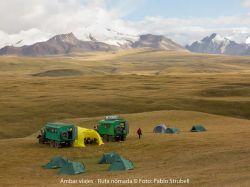 Campamento: Kazajistán, Kirguizistán