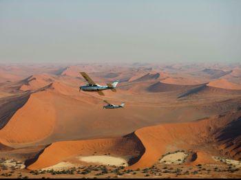 vuelo en el Namib en avioneta de 5 plazas INCLUIDO. Namibia.: Namibia