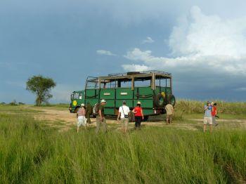 Camión Kananga: Uganda
