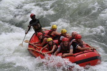 Rafting del Nilo: Uganda
