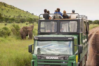 Camión Kananga : Uganda, Rwanda