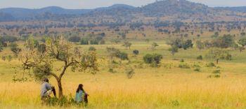 P.N. Kidepo: Uganda, Rwanda