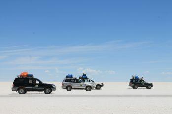 Gran Ruta Transamericana: Chile, Argentina, Bolivia, Brasil