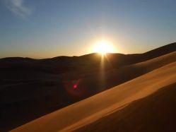 Amanecer en el Erg Chebbi: Marruecos