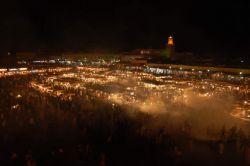 Plaza Djemaa el-Fna, Marrakech: Marruecos