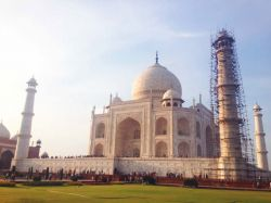 Taj Mahal - Agra: India