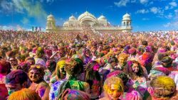 HOLI1: India