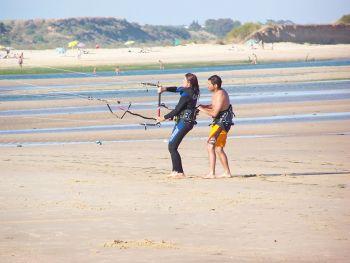 Kitesurf en Andalucia: España